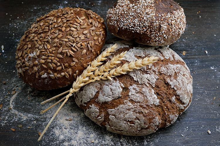 Низьковуглеводний хліб з насінням
