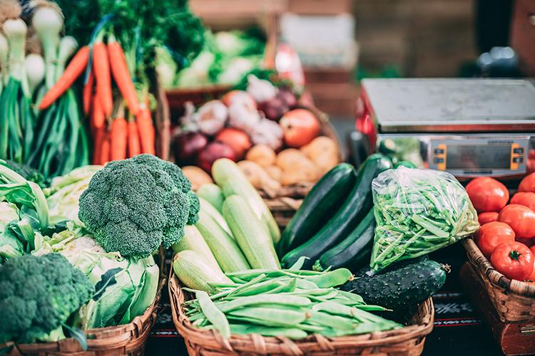 Какие овощи подойдут для кето диеты?